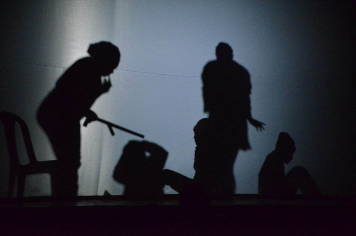 SHF completes shadow theatre tour for peace
