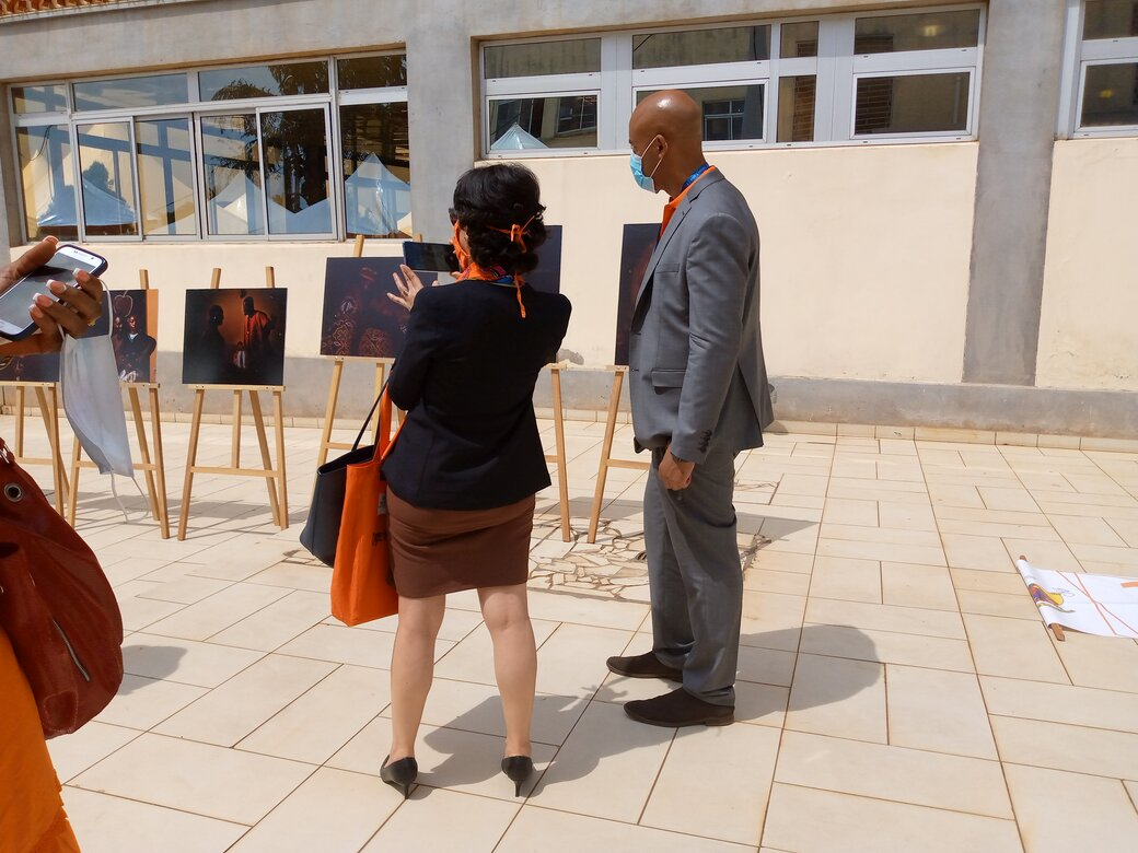 SHF Intensifies Fight against GBV through Photography Exhibition