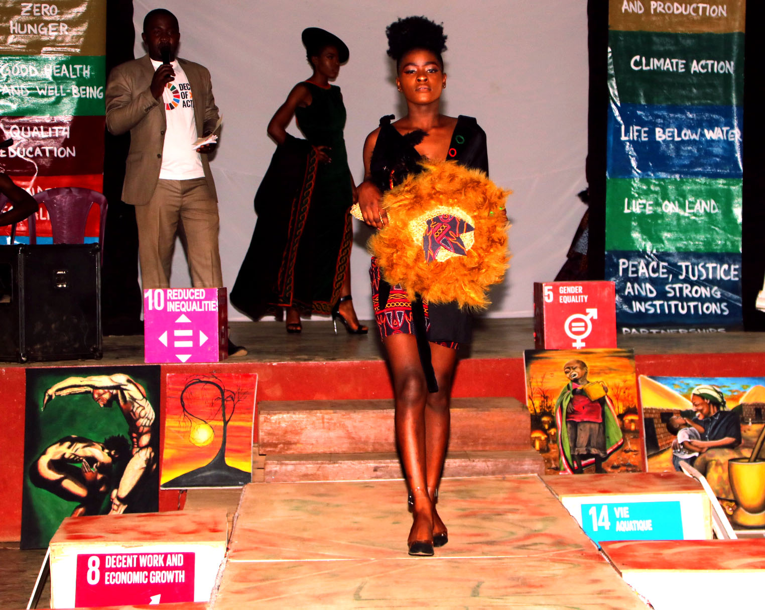 six point six fashion show nurtures the dreams of fashion stakeholders